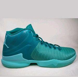 e5b67d6a2105ed Jordan Shoes - Jordan Super.Fly 4 PO Basketball Shoe Size 13 Teal